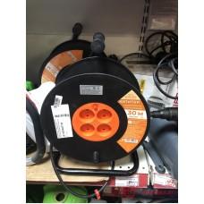 Удлинитель на катушке ЮПИТЕР  30 м 3,5 кВт JP8403-01