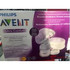 Электрический молокоотсос Philips AVENT Natural SCF332/01