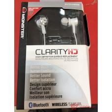 Наушники Monster Clarity HD