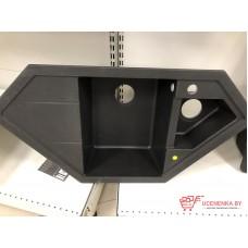 Кухонная мойка Teka ASTRAL 80 Е-TG черный металлик